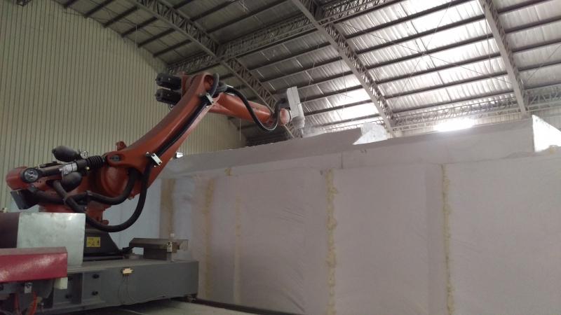 Robot Milling - 1